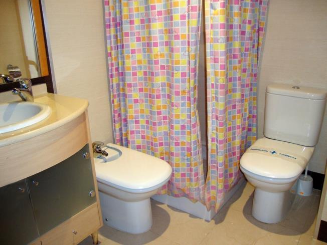 Baño Apartamentos Mondrían Marina Dor 3000 Oropesa del mar