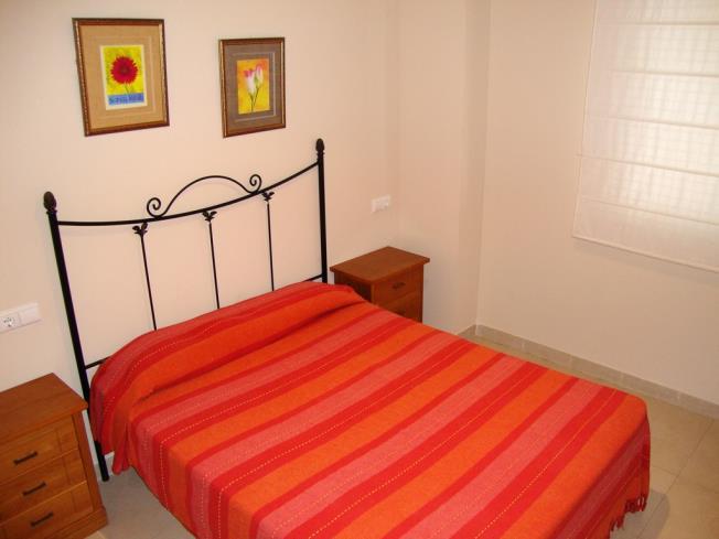Dormitorio Apartamentos Mondrían Marina Dor 3000 Oropesa del mar