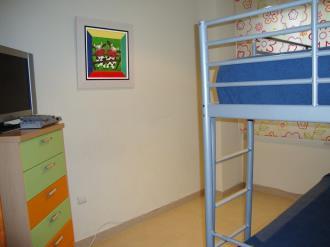 Dormitorio España Costa Azahar Oropesa del mar Apartamentos Mondrían Marina Dor 3000