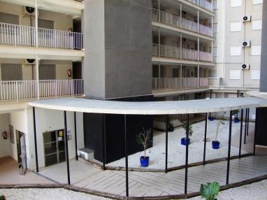 Fachada Verano España Costa Azahar Oropesa del mar Apartamentos Mondrían Marina Dor 3000