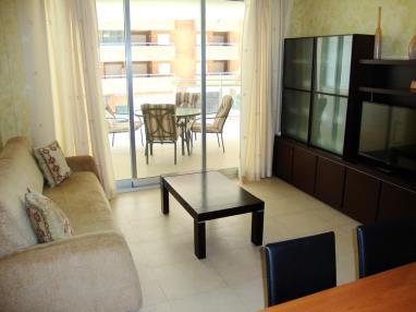 Salón España Costa Azahar Oropesa del mar Apartamentos Mondrían Marina Dor 3000
