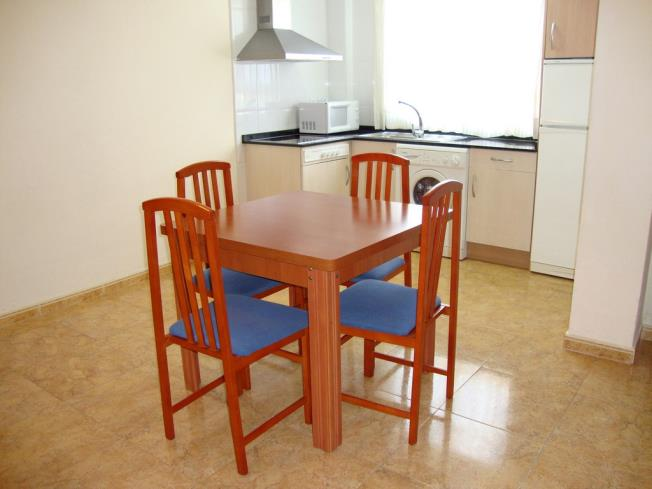 Cocina Apartamentos Marcomar 3000 Alcoceber