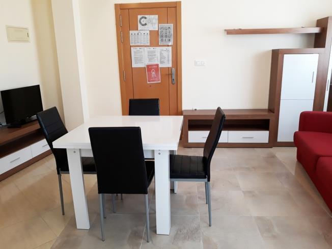 Salón comedor Apartamentos Marcomar 3000 Alcoceber