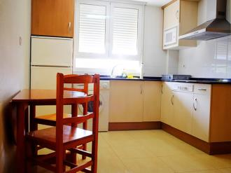 Kitchen Espagne Costa del Azahar ALCOSSEBRE Appartements Marcomar