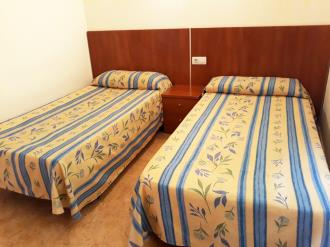 chambre Espagne Costa del Azahar ALCOSSEBRE Appartements Marcomar