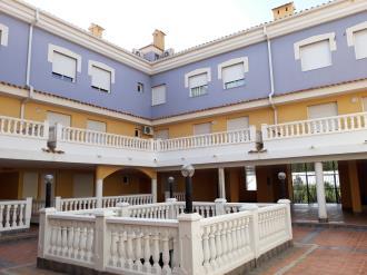Fachada Invierno España Costa Azahar Alcoceber Apartamentos Marcomar 3000