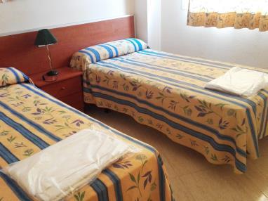 Dormitorio Apartamentos Marcomar 3000 Alcoceber