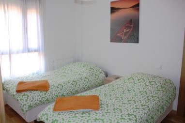 Dormitorio España Zaragoza Zaragoza Apartamentos Rodriguez de Córdoba 3000