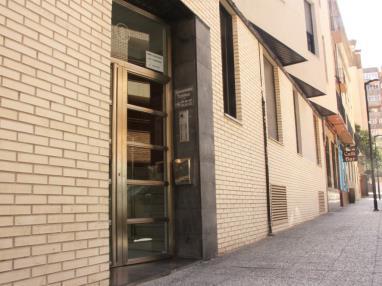 Fachada Invierno España Zaragoza Zaragoza Apartamentos Rodriguez de Córdoba 3000