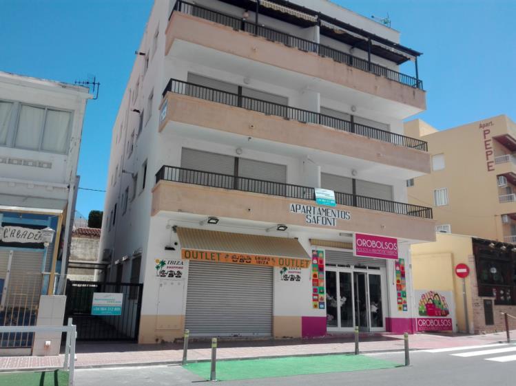 Fachada Verano Apartamentos Oropesa Playa 3000 Oropesa del mar