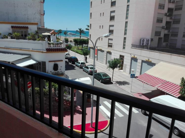 Terraza Apartamentos Oropesa Playa 3000 Oropesa del mar