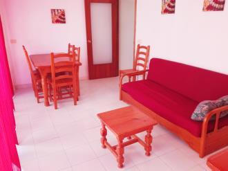 Salón comedor España Costa Azahar Oropesa del mar Apartamentos Oropesa Playa 3000