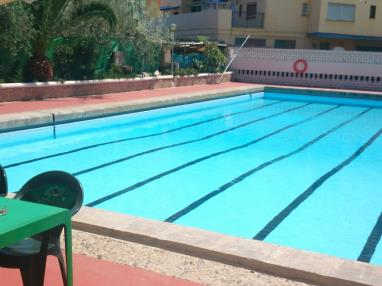 Piscina Apartamentos Oropesa Playa 3000 Oropesa del mar