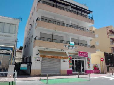 Fachada Verano España Costa Azahar Oropesa del mar Apartamentos Oropesa Playa 3000