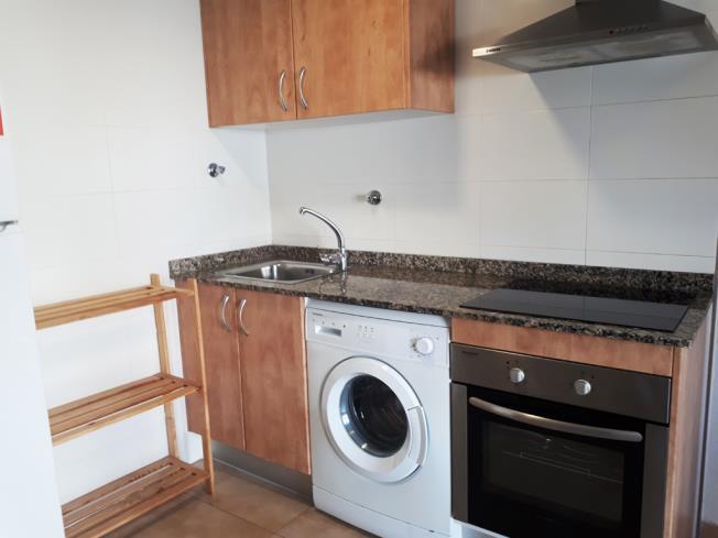 Cocina Apartamentos Residencial Doña Carmen 3000 Oropesa del mar