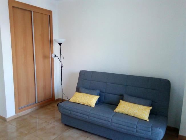 Dormitorio Apartamentos Residencial Doña Carmen 3000 Oropesa del mar