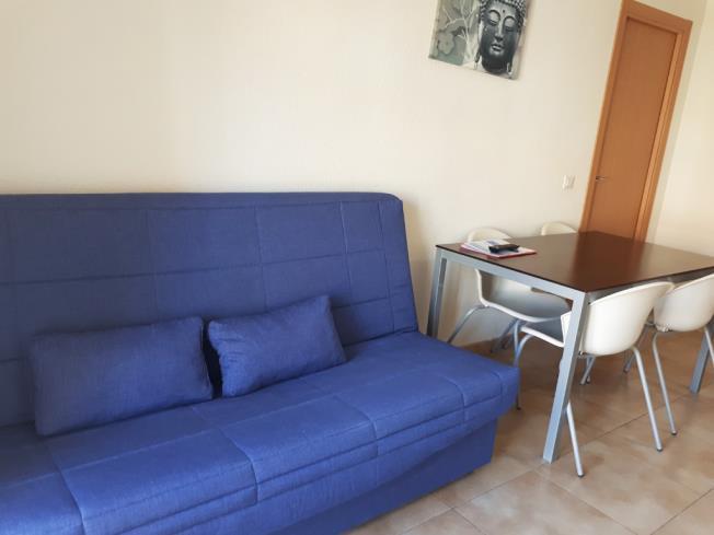Salón Apartamentos Residencial Doña Carmen 3000 Oropesa del mar
