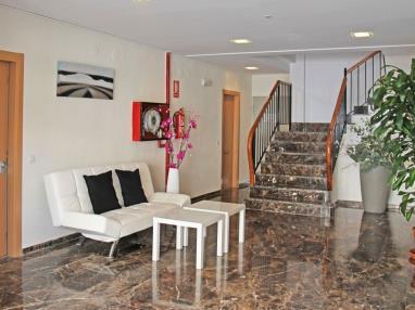 Recepción España Costa Azahar Oropesa del mar Apartamentos Residencial Doña Carmen 3000