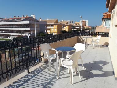 Terraza España Costa Azahar Oropesa del mar Apartamentos Residencial Doña Carmen 3000