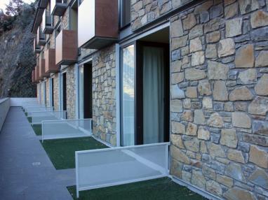 Jardín Andorra Andorra Zona Centro Sant Julia de Loria Apartamentos Cibós 3000