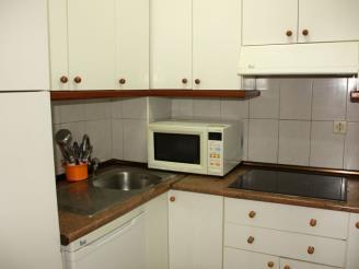 Kitchen Espagne Pyrenées Aragonaises CANDANCHU Appartements Candanchu 3000