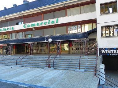 Fachada Verano Apartamentos Candanchu 3000 Candanchu