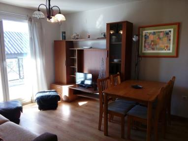 Salón comedor España Andalucía Sierra Nevada Apartamentos Sierra Nevada 3000- Zona Fuente del Tesoro