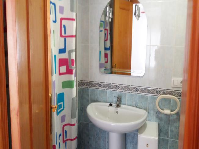 Baño Apartamentos Oropesa 3000 Sin Piscina Oropesa del mar