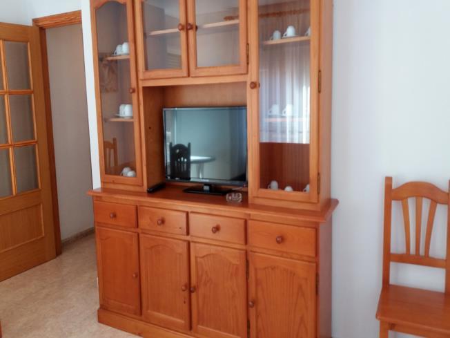 Salón comedor Apartamentos Oropesa 3000 Sin Piscina Oropesa del mar