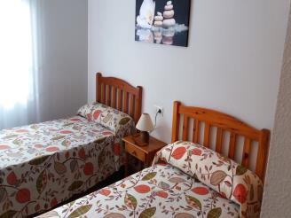 Dormitorio España Costa Azahar Oropesa del mar Apartamentos Oropesa 3000 Sin Piscina
