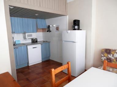 Cocina Apartamentos Pie Pistas Pas de la Casa 3000 Pas de la Casa