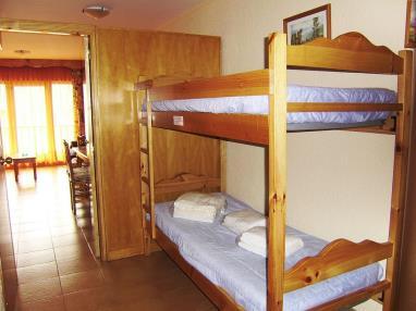Dormitorio Apartamentos Pie Pistas Pas de la Casa 3000 Pas de la Casa