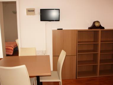 Salón comedor Andorra Estación Grandvalira Pas de la Casa Apartamentos Pie Pistas Pas de la Casa 3000