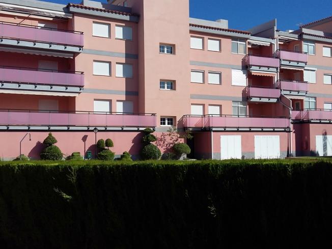 Façade Winte Appartements Nova Vita 3000 ALCOSSEBRE