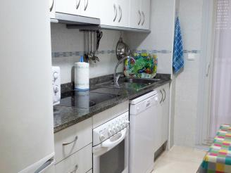 Kitchen Espagne Costa del Azahar ALCOSSEBRE Appartements Nova Vita 3000