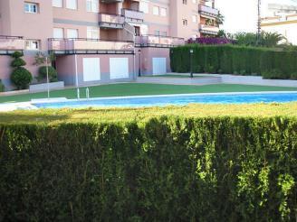 Fachada Verano España Costa Azahar Alcoceber Apartamentos Nova Vita 3000