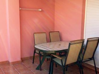 Terraza España Costa Azahar Alcoceber Apartamentos Nova Vita 3000