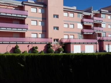Fachada Invierno España Costa Azahar Alcoceber Apartamentos Nova Vita 3000