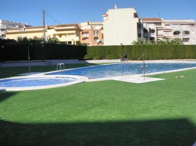 Jardín España Costa Azahar Alcoceber Apartamentos Nova Vita 3000