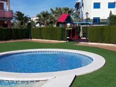 Piscina España Costa Azahar Alcoceber Apartamentos Nova Vita 3000