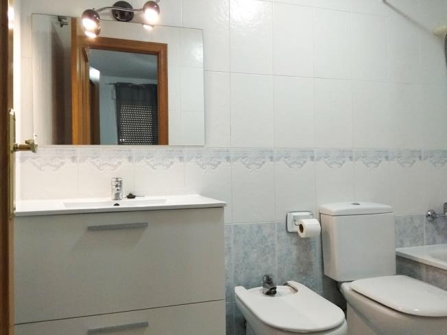 Baño Apartamentos Argenta-Caleta 3000 Peñiscola