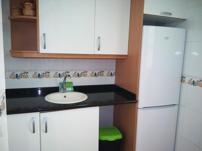 Cocina Apartamentos Argenta-Caleta 3000 Peñiscola