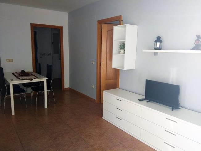 Salón comedor Apartamentos Argenta-Caleta 3000 Peñiscola
