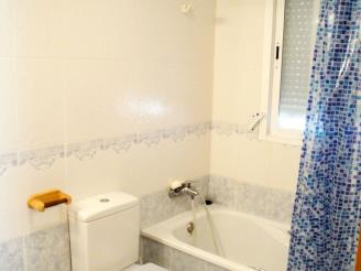 bain Espagne Costa del Azahar PENISCOLA Appartements Argenta/Caleta 3000