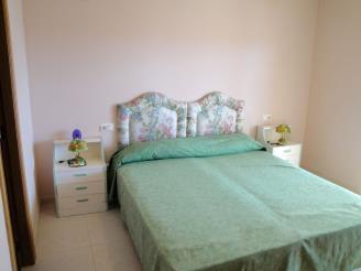 chambre Espagne Costa del Azahar PENISCOLA Appartements Argenta/Caleta 3000