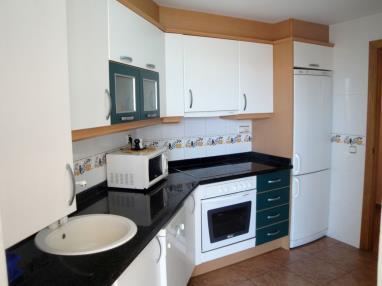 Cocina España Costa Azahar Peñiscola Apartamentos Argenta-Caleta 3000