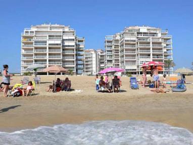Exterior España Costa Azahar Peñiscola Apartamentos Argenta-Caleta 3000