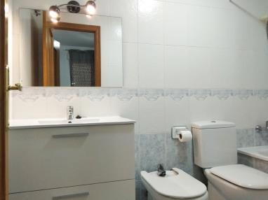 Baño España Costa Azahar Peñiscola Apartamentos Argenta-Caleta 3000