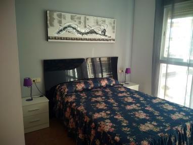 Dormitorio España Costa Azahar Peñiscola Apartamentos Argenta-Caleta 3000