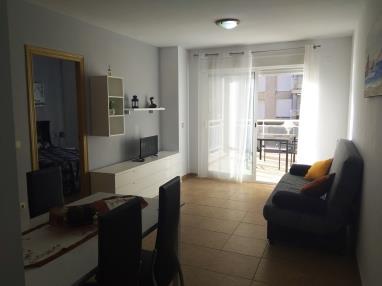 Salón España Costa Azahar Peñiscola Apartamentos Argenta-Caleta 3000